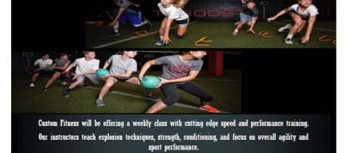SPRING TRAINING SPEED AND AGILITY